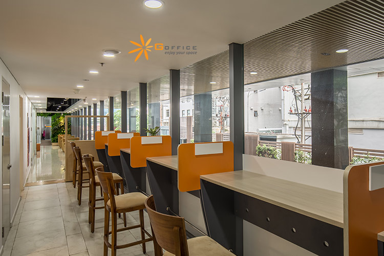 Coworking space in hcm quận 1 tại G-Office